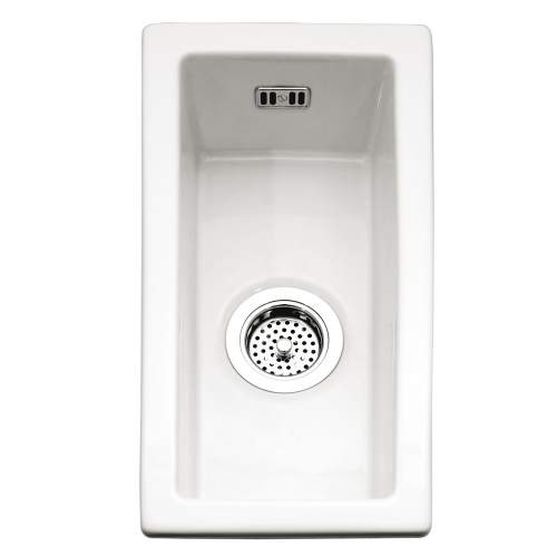 HAMPSHIRE White Kitchen Sink