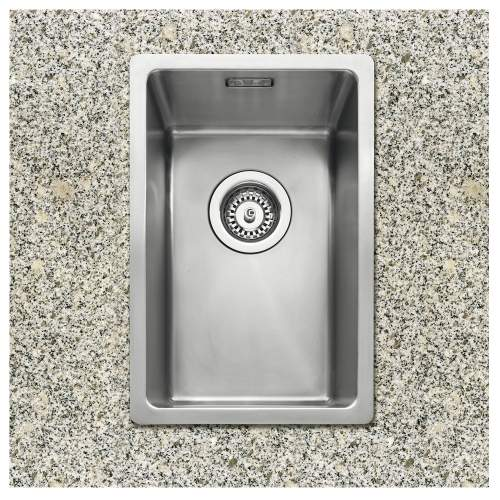Mode 25 Inset 0.5 Bowl Kitchen Sink