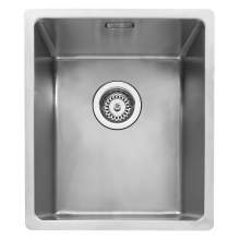 Mode 34 Inset Single Bowl Kitchen Sink
