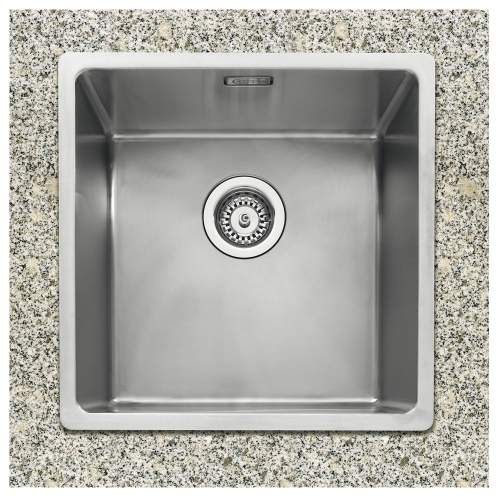 Mode 40 Inset Single Bowl Kitchen Sink