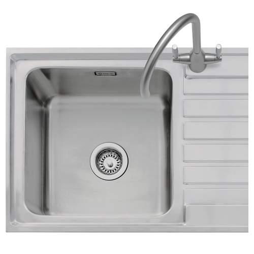 VANGA 100 Stainless Steel Kitchen Sink