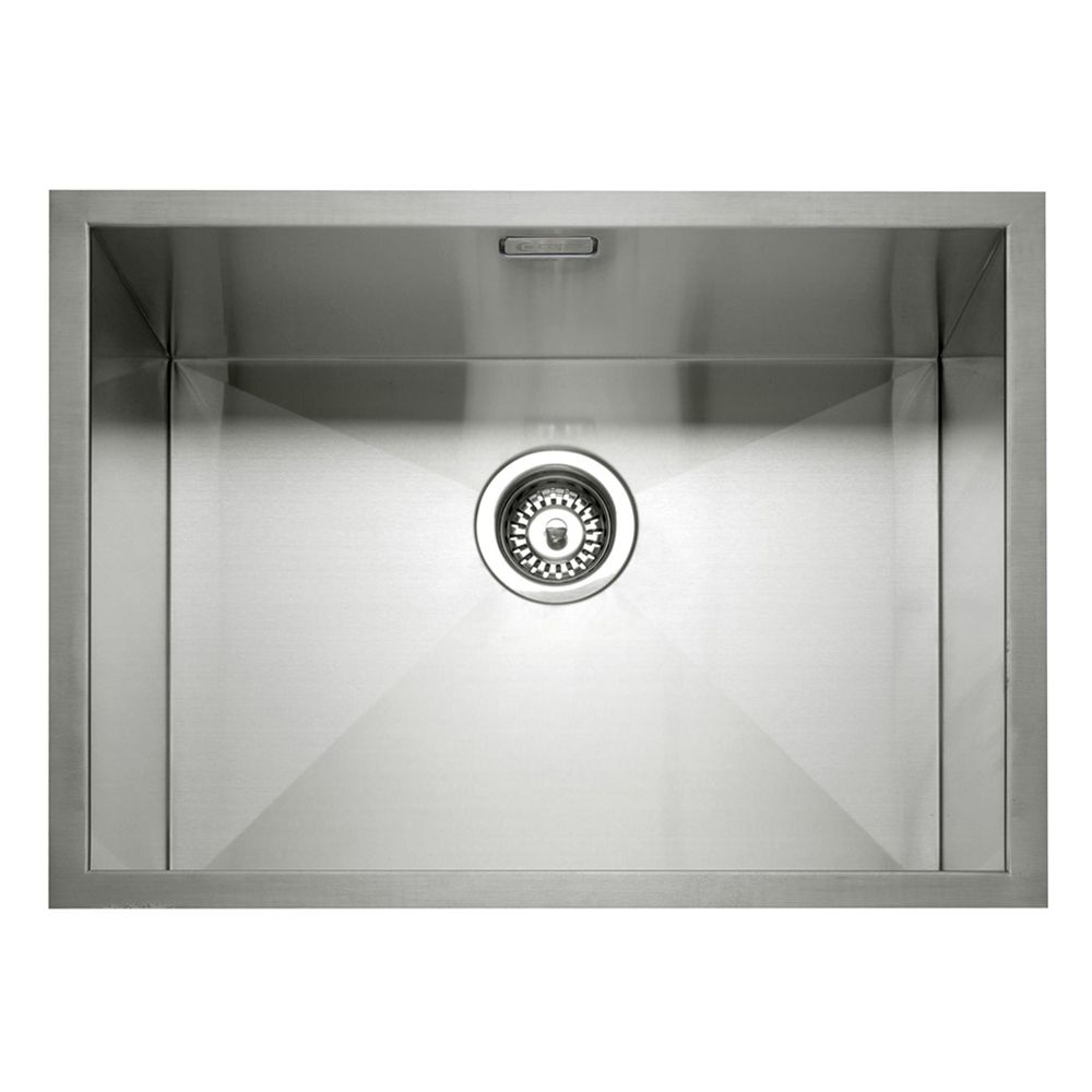 Caple Zero 55 Stainless Steel Sink - Sinks-Taps.com