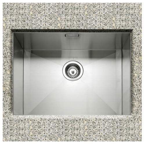 Zero 55 Stainless Steel Kitchen Sink