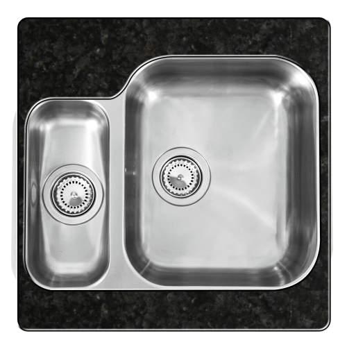 ALASKA 1.5 Bowl Kitchen Sink