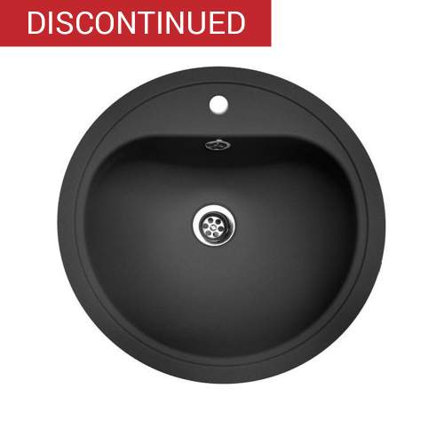 Regi-Color ATLANTIS Round Bowl Kitchen Sink - Midnight Sky