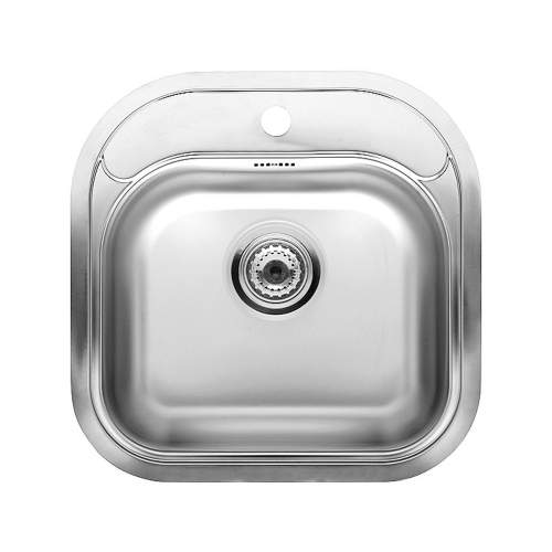 Boston Inset Kitchen Sink with Tap Ledge