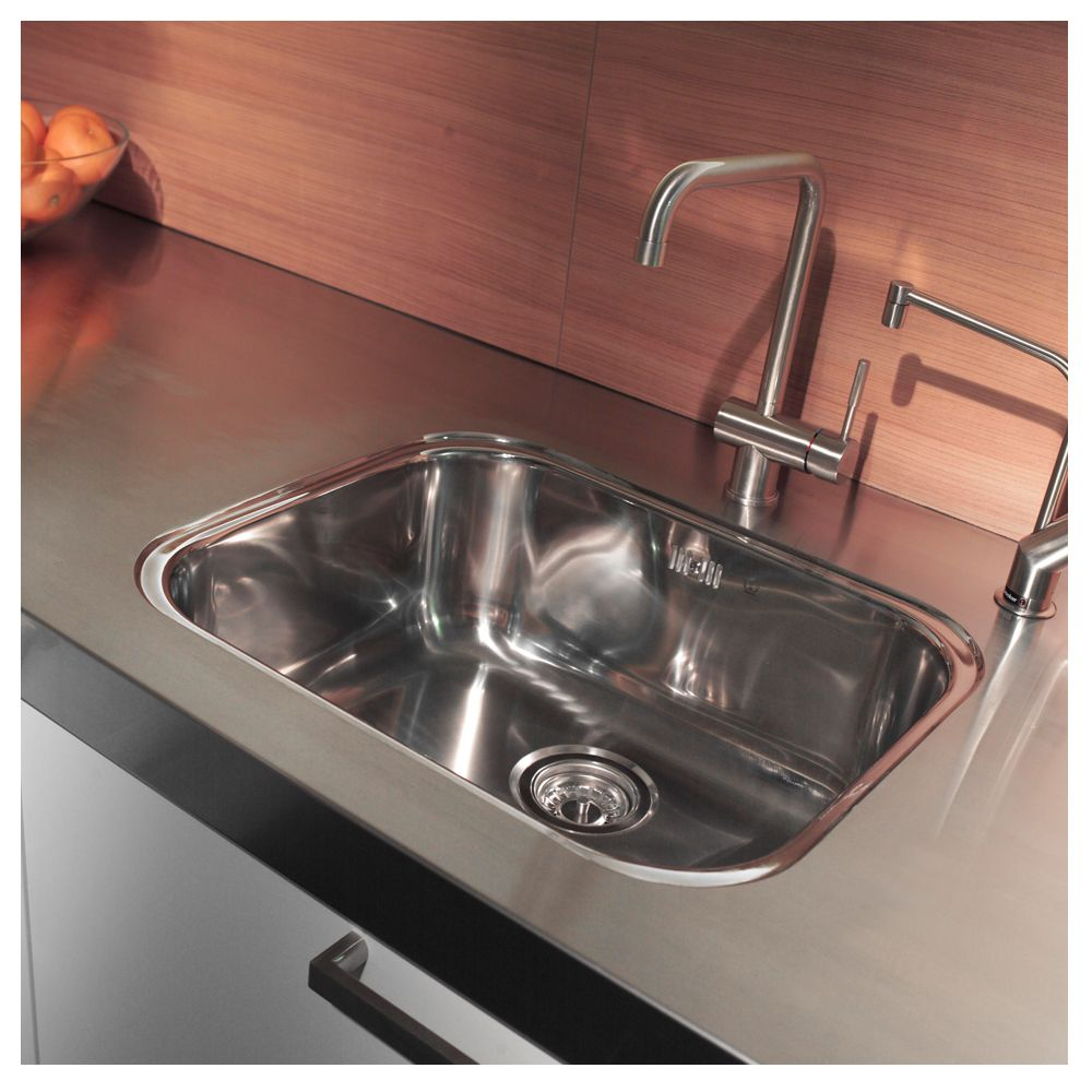 Reginox CHICAGO Single Bowl Sink - Sinks-Taps.com