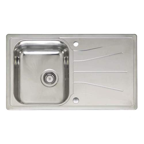 DIPLOMAT 10 ECO Single Bowl Kitchen Sink
