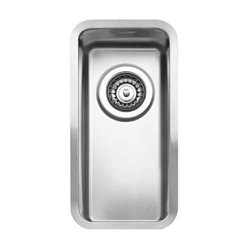 KANSAS 18x40 0.5 Bowl Kitchen Sink