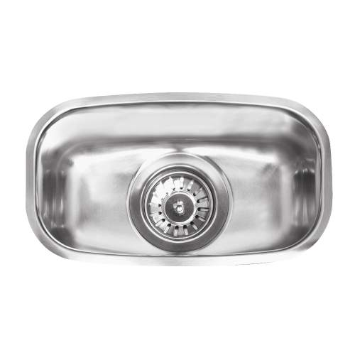 L18 3016 Half Bowl Kitchen Sink