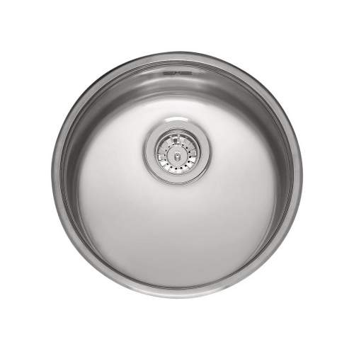 L18 390 Round Bowl Kitchen Sink - RF306S