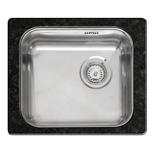 L18 4035 Single Bowl Kitchen Sink
