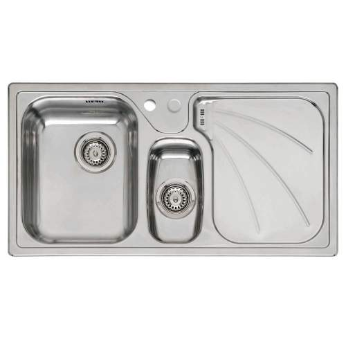 MADISON 1.5 Bowl Inset Kitchen Sink
