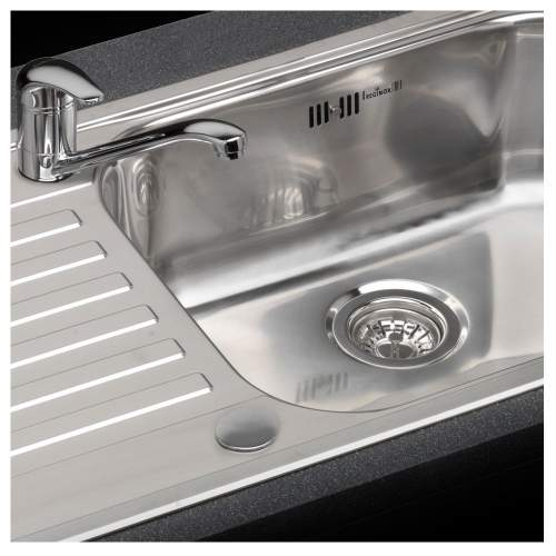 MINISTER 10 Single Bowl Kitchen Sink - RL219S