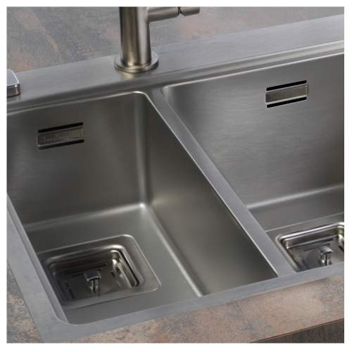 NEVADA 18-30 1.5 Bowl Kitchen Sink