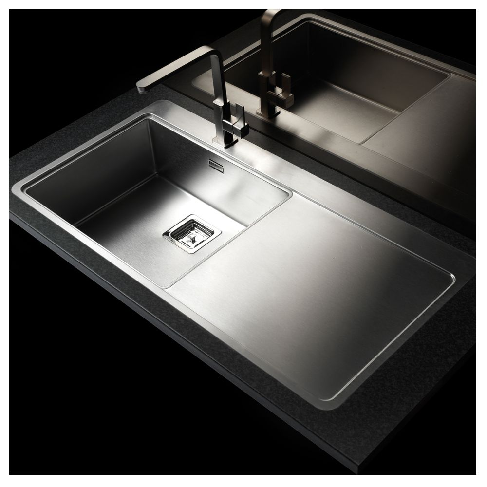 reginox nevada 50 single bowl kitchen sink sinks