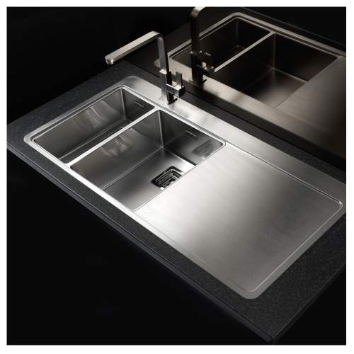 NEVADA 50 Single Bowl Kitchen Sink