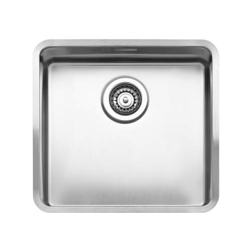 OHIO 40x40 Single Bowl Kitchen Sink - RF602S