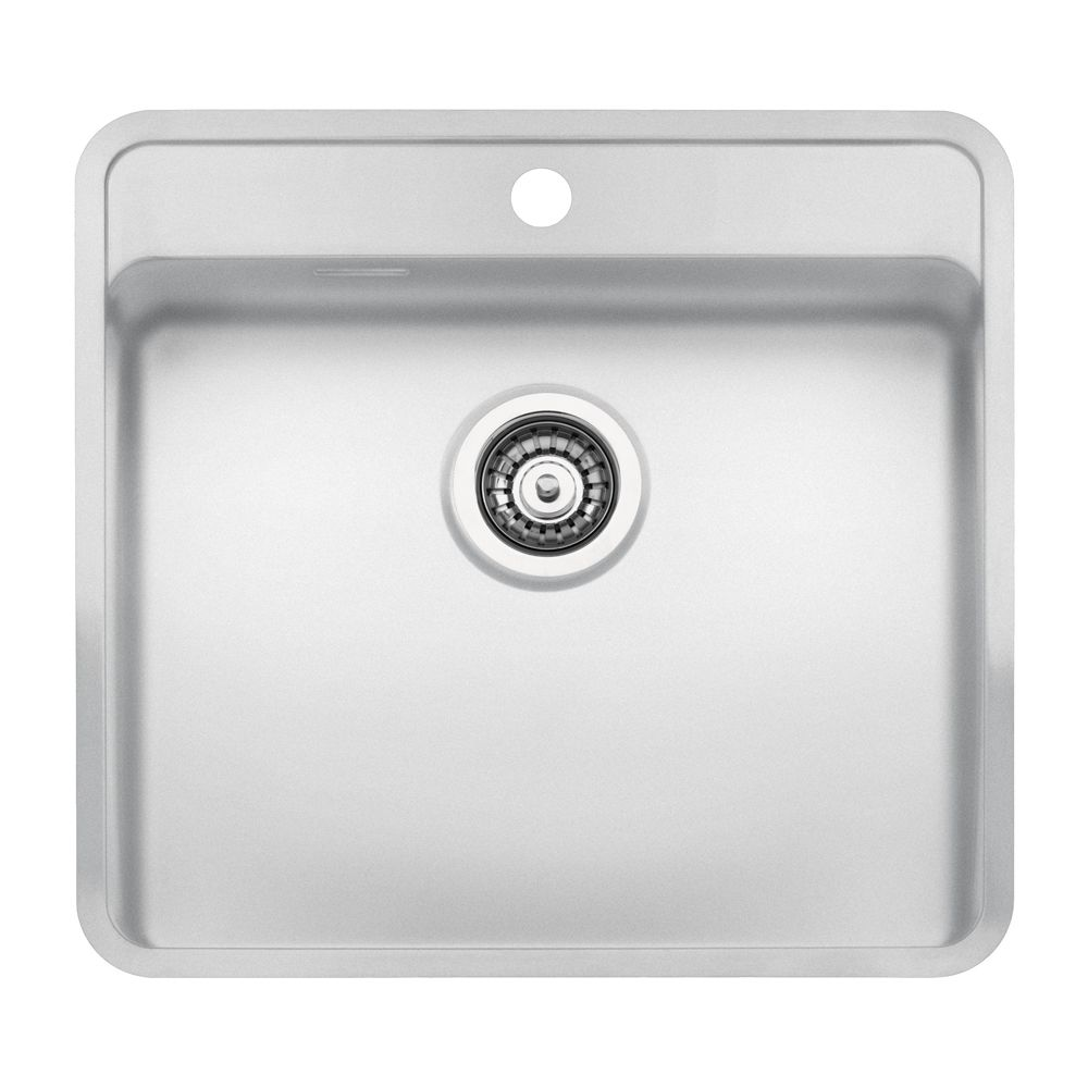 Regniox regi color ohio 50x40 single tapwing bowl sink sinks - Coloured sinks kitchens ...