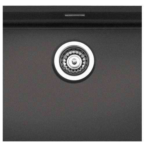 Regi-Color OHIO 80x42 Single Extra Wide Bowl Kitchen Sink - Midnight Sky