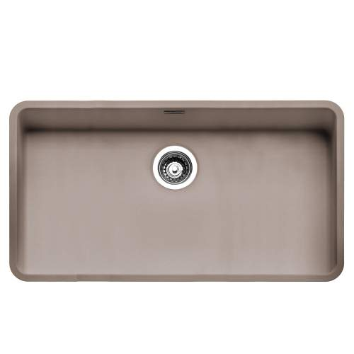 Regi-Color OHIO 80x42 Single Extra Wide Bowl Kitchen Sink - Sahara Sand