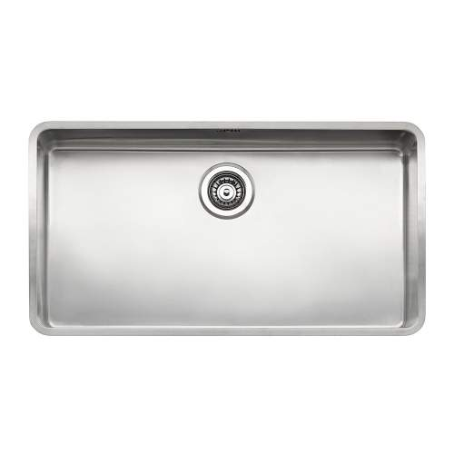 OHIO 80x42 Wide Bowl Kitchen Sink - RF604S