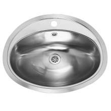 PACIFIC Kitchen Sink with Integrated Tap ledge
