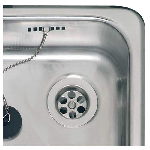 Small Inset Single Bowl Kitchen Sink