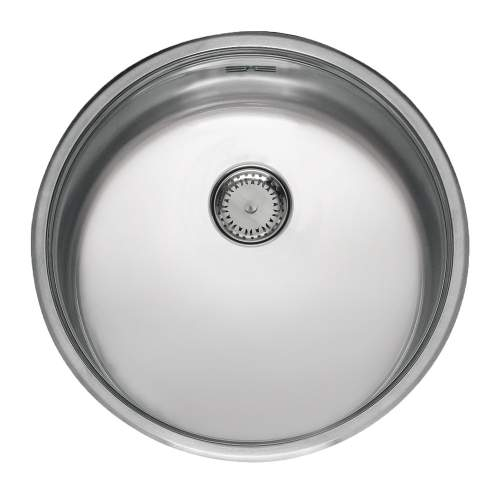 R18 390 Round Bowl Kitchen Sink