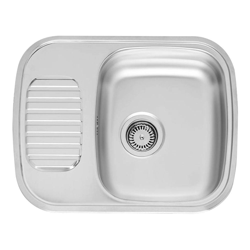 Reginox Regidrain Single Bowl Sink - Sinks-Taps.com