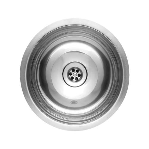 RIO Circular Inset Bowl Kitchen Sink