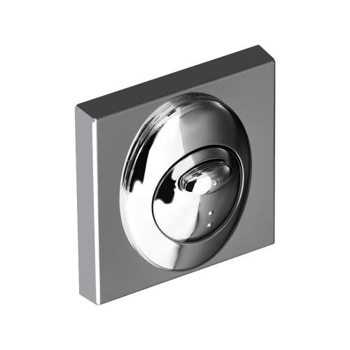 Square Button for Concealed Cistern
