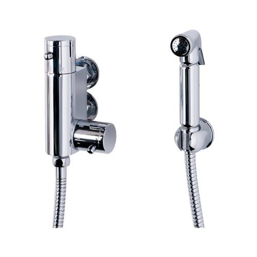 Douche Shower Spray Kit with Wall Bracket and Hose