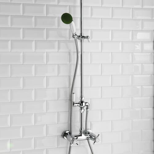 Traditional Thermostatic Shower Kit PLUS