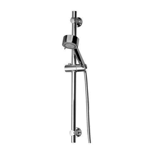 Round Shower Slide Rail Kit