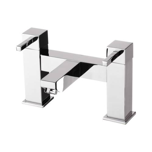 EMPEROR Twin Handle Bath Filler Tap