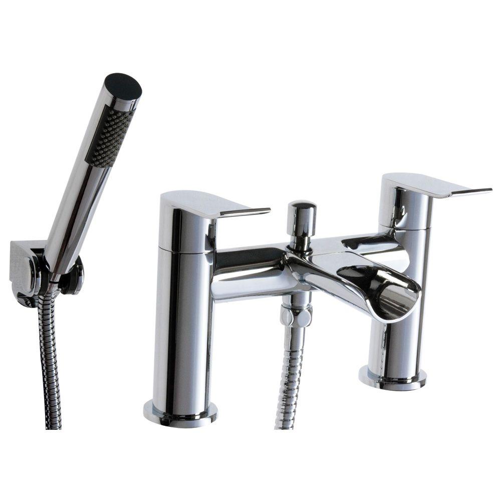Aquabro LOU Bath Shower Mixer Tap - Sinks-Taps.com