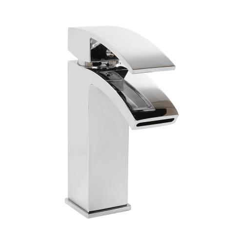PEAK Monobloc Basin Mixer