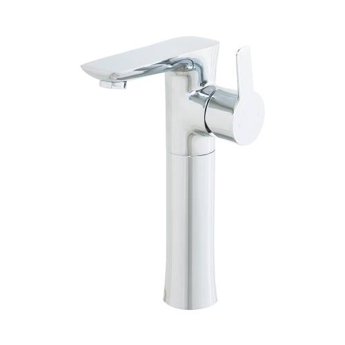 PEDRAS Large High Rise Monobloc Tap