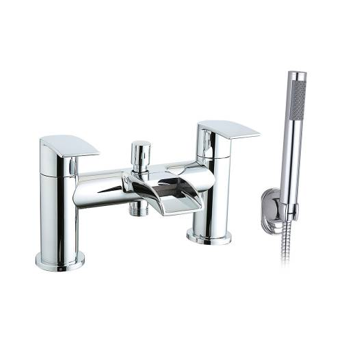 Vigo Waterfall Bath Shower Mixer