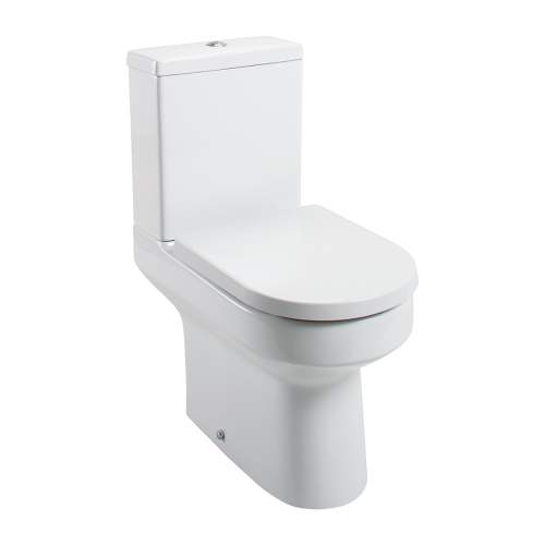 Montego Close Coupled Toilet and Cistern