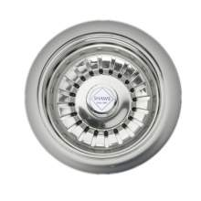"3.5"" Chrome Basket Strainer Waste"