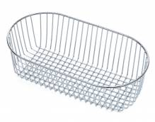 CSB10CH Chrome Small Bowl Basket