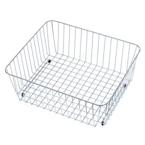 Chrome Wire Basket