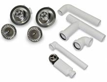SUBWAY 80 Chrome Waste Kit