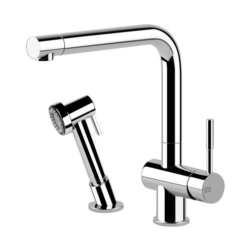 OXYGEN Kitchen Tap with Rinse