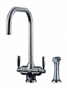 1545 MIMAS Filtration Mixer Kitchen Tap with Rinse