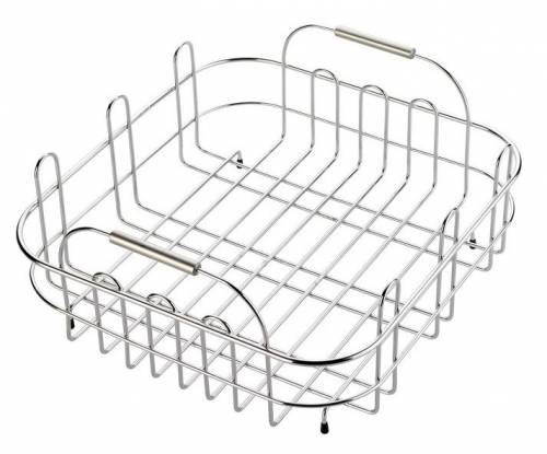 KA38 Stainless Steel Draining Basket