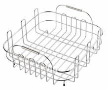 KA38 Stainless Steel Draining Basket