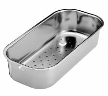 KA28 Stainless Steel Strainer Bowl